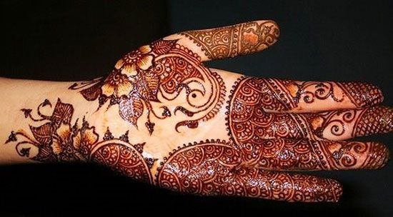 Woman Traditional Henna Designs And Meanings Www Picsbud Com