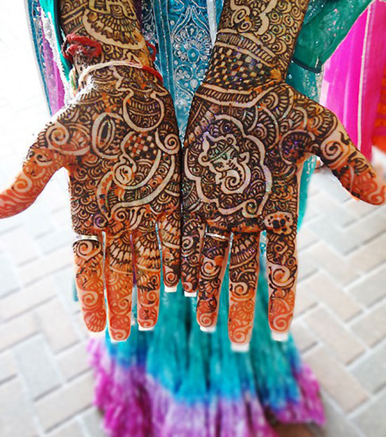 Traditional Indian Henna Designs: 15 + Simple & Best Traditional Indian Mehndi Designs