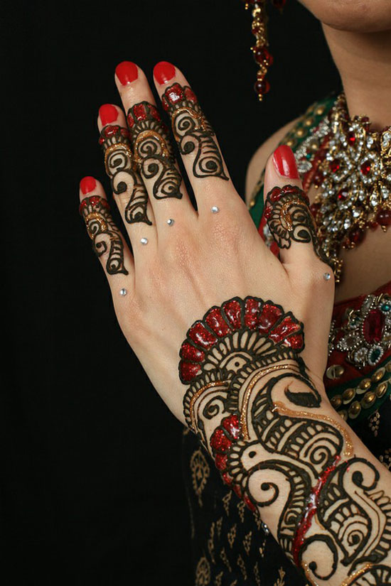 15 Simple Best Traditional Indian Mehndi Designs Henna
