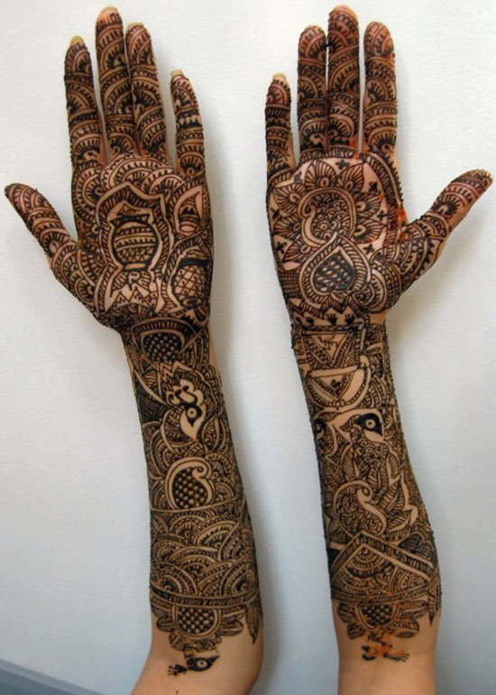 20 + Best \u0026 Beautiful Full Hands \u0026 Feet Mehndi Designs