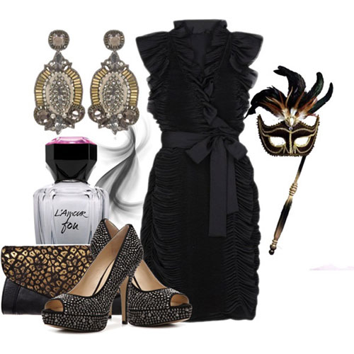 Cool Polyvore Casual New Year Party Outfits For Girls 2013 ...