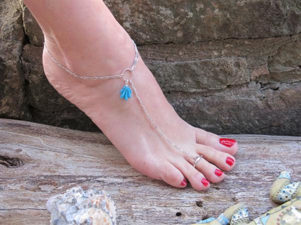 Simple Elegant Amp Stylish Toe Rings Amp Anklets For Ladies