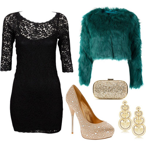 Polyvore Casual New Year Party Outfits For Girls 2013