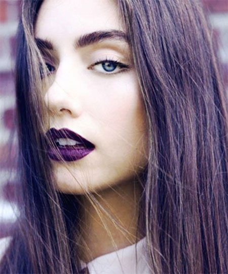 Amazing Winter Face Make Up Trends, Ideas & Looks 2013/ 2014 ...