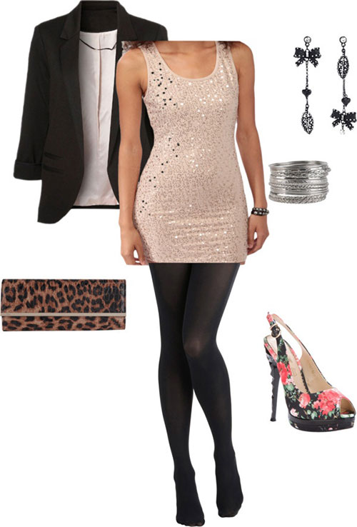 Casual New Year Dresses