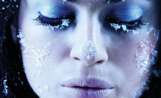 15 Frozen Ice Princess Fairy Make Up Ideas 2012 For Girls
