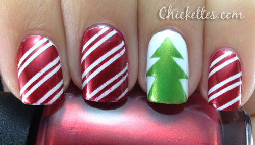 Toe Nail Designs 2016 Christmas Splendid Wedding Company