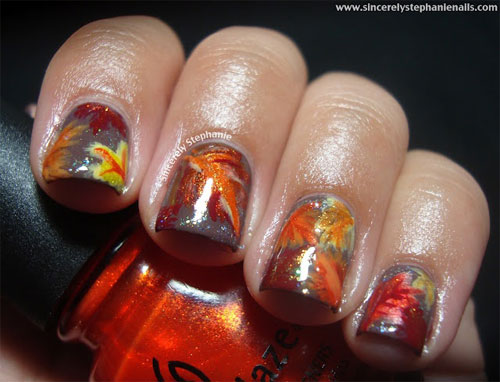 Best Nail Trends for fall 2014 Collection  Ikifashion