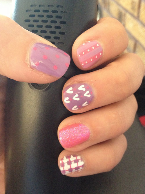 Awesome Summer Nail Art Designs Amp Ideas For Girls 2013 Girlshue