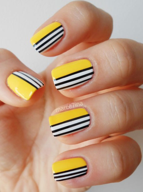 Awesome summer nail art designs ideas for girls 2013 girlshue summer nails 2013 prinsesfo Image collections
