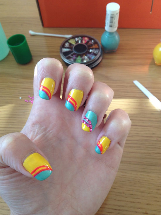 20 Best Summer Nail Designs Amp Ideas 2013 For Girls Girlshue