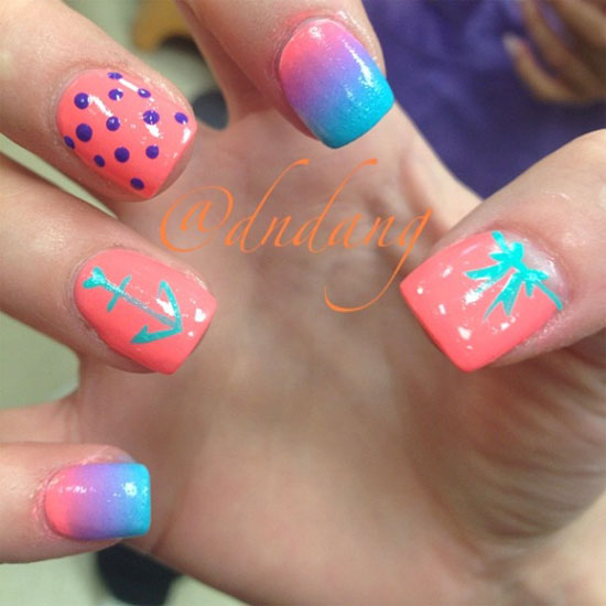 20 Best Summer Nail Designs Ideas 2013 For Girls Girlshue