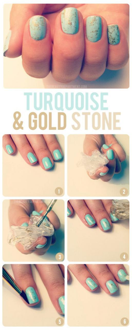 25 Best & Easy Nail Art Tutorials 2012 For Beginners & Learners ...