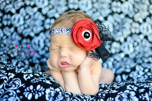 Christmas Headband For Baby Girl.Stylish Christmas Headbands For Baby Girls Kids 2013 2014