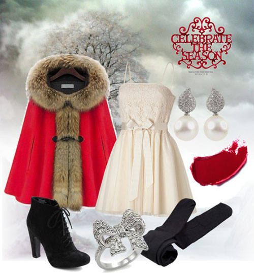 Amazing Christmas Party Outfits 2013 2014 Polyvore Xmas