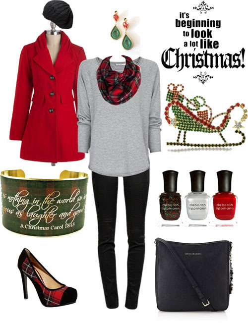 Christmas Party Costumes Ideas Part - 22: Outfits For Christmas Party