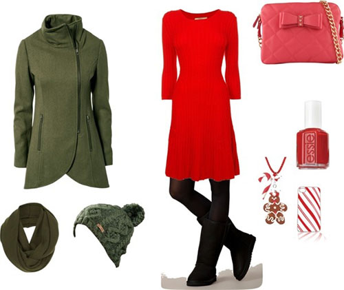 Casual Christmas Party Outfits 2013/ 2014 | Polyvore Xmas Costumes ...