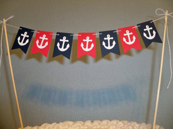 15+ Summer Themed Cake Toppers 12