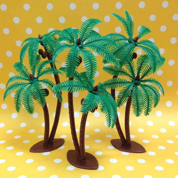 15+ Summer Themed Cake Toppers 14