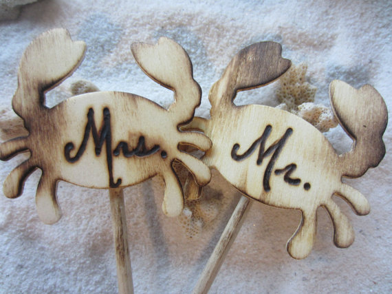 15+ Summer Themed Cake Toppers 16