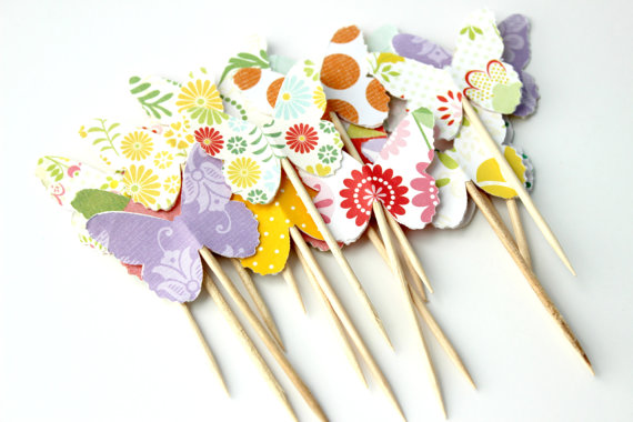 15+ Summer Themed Cake Toppers 4