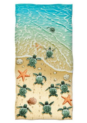 20+ Fashionable Beach Towels 2016 15