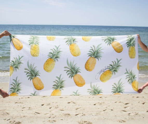 20+ Fashionable Beach Towels 2016 22