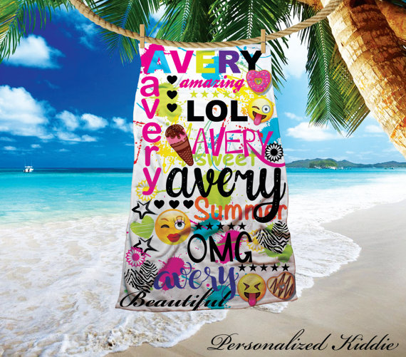 20+ Fashionable Beach Towels 2016 23