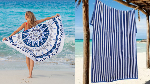 20+ Fashionable Beach Towels 2016