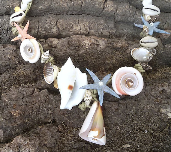 25+ Seashell Jewelry Items for Summer 2016 10