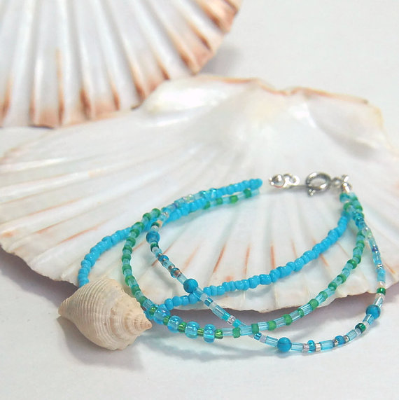 25+ Seashell Jewelry Items for Summer 2016 14