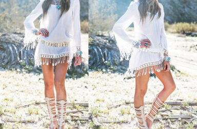 Boho Dresses from Etsy for Summer 2016 1