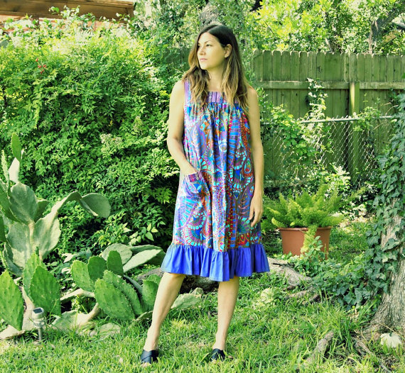 Boho Dresses from Etsy for Summer 2016 14