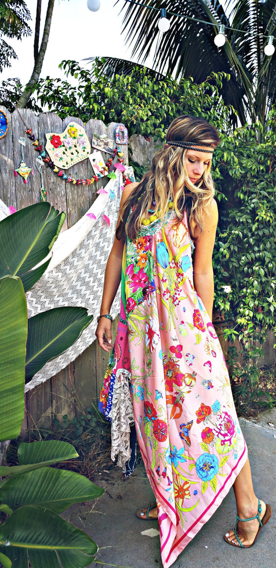 Boho Dresses from Etsy for Summer 2016 8