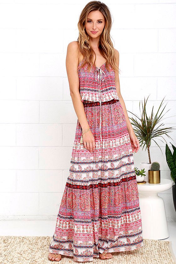Boho Dresses from Etsy for Summer 2016 9