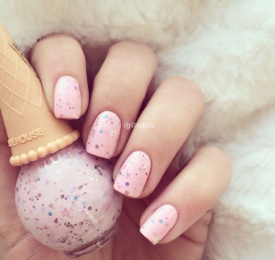 Ice Cream Nail Art Ideas for Summer 2016 9