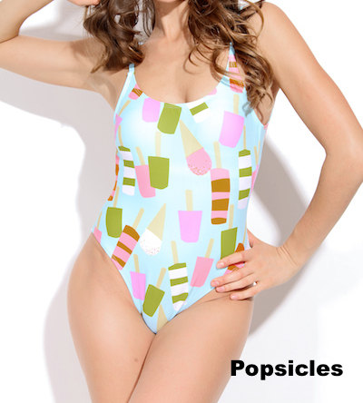 Ice Cream Swimsuits for Kids and Adults for this Summer 2016 1