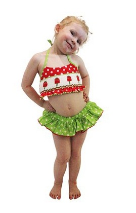 Ice Cream Swimsuits for Kids and Adults for this Summer 2016 14
