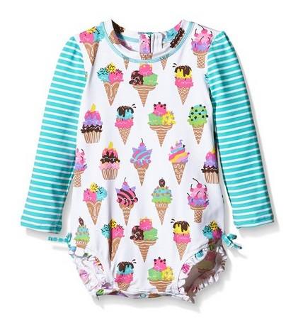 Ice Cream Swimsuits for Kids and Adults for this Summer 2016 17