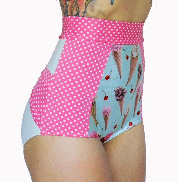 Ice Cream Swimsuits for Kids and Adults for this Summer 2016 2
