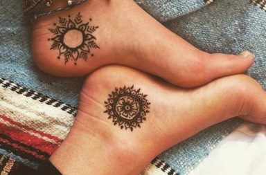 Mandala Tattoo Ideas for Summer 2016 5