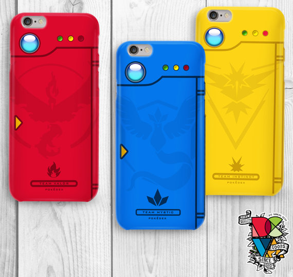 Pokémon iPhone Cases 2016 6