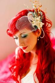 Seashell Fascinators for Brides and Bridesmaids 2016 9