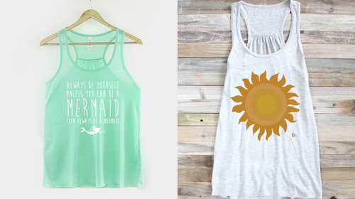 Stylish Tank Tops for Summer 2016