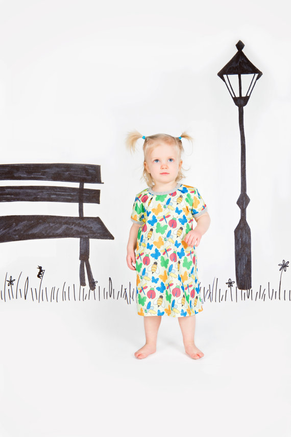 Summer Dress for Kids and Toddlers 2016 5