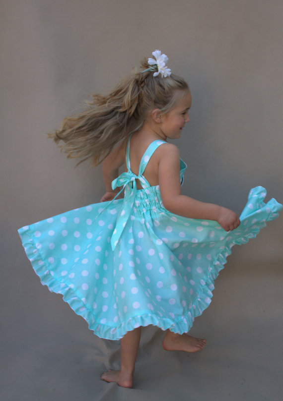 Summer Dresses for Kids and Toddlers 2016 7