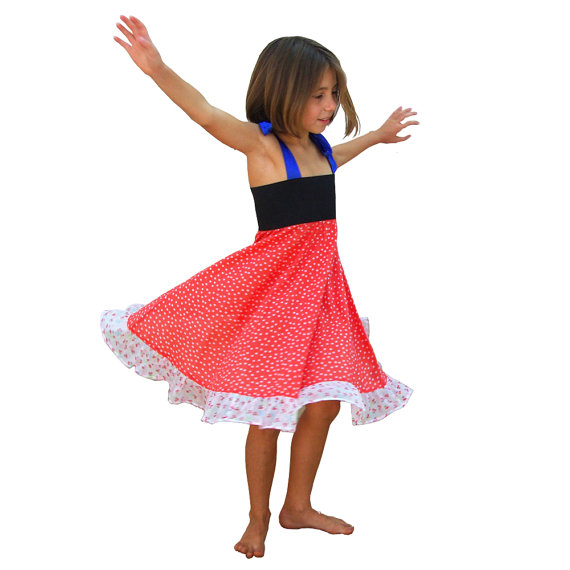 Summer Dresses for Kids and Toddlers 2016 9