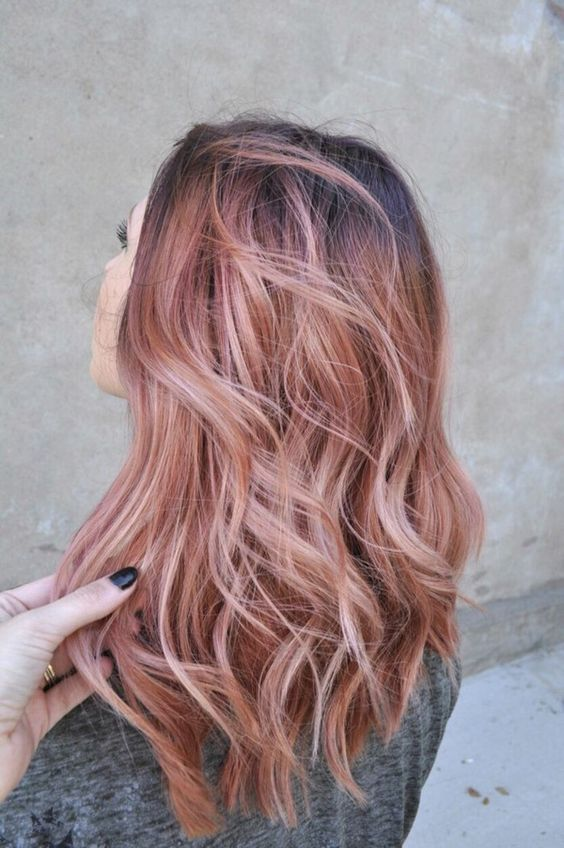Summer Hair Color Ideas 2016 9