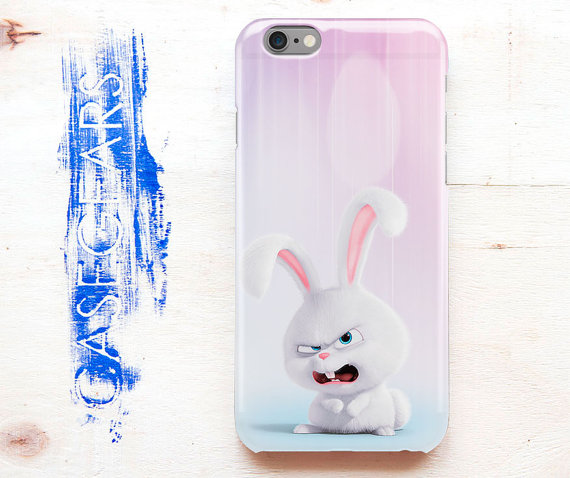 'Secret Life of Pets' iPhone Cases 2016 1