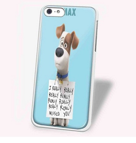 'Secret Life of Pets' iPhone Cases 2016 4